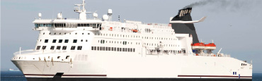 EndoSan sets sail with ferry operator roll out