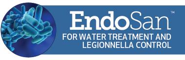 EndoSan for Water Treatment and Legionella Control