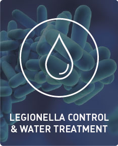 Legionella Control and Water Treatment | EndoSan Stabilised